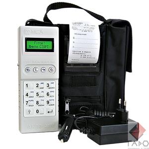 Анализатор алкоголя портативный с принтером АКПЭ-01М (Мета)