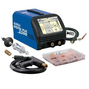 Сварочный аппарат для точечной сварки Digital plus 5500 (Blueweld)