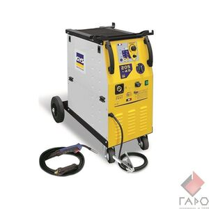 Синергетический полуавтоматический сварочный аппарат GYS TRIMIG 205-4S