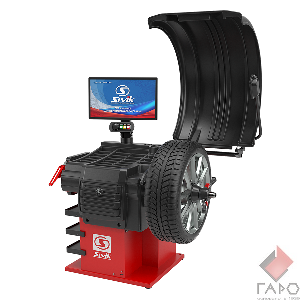 Автоматический балансировочный стенд Gelios СБМП-60/3D Plus (УЗ, ТЛУ)