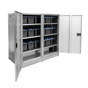Шкаф для хранения аккумуляторов ИБП КРОН-ШМА-03.1500