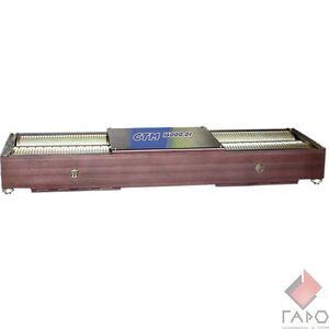 Стенд тормозной универсальный для легковых и грузовых автомобилей до 16 тонн СТМ-16000.01