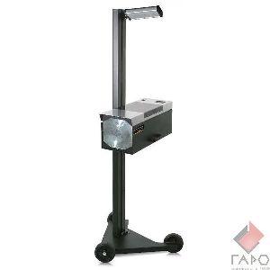 Прибор для проверки и регулировки фар Tecnolux 2066/K (Wolf)