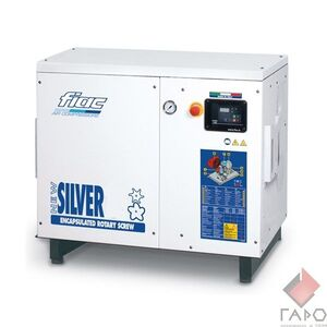 Винтовой компрессор NEW SILVER 10
